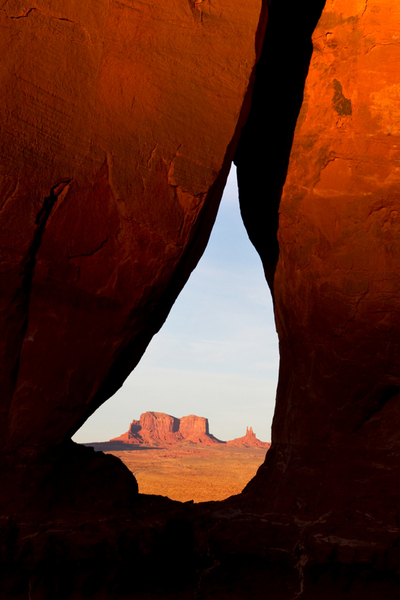 Tear Drop, Monument Valley