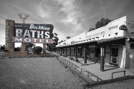Buckhorn Baths and Motel Phoenix, 