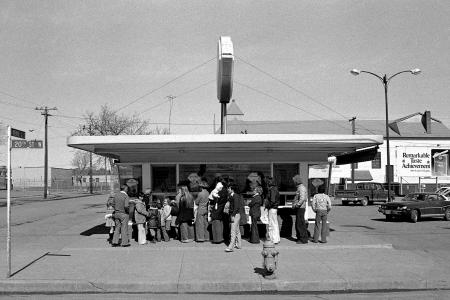 1977 Dairy Queen, 20th Street and Ave G   Saskatoon, SK
