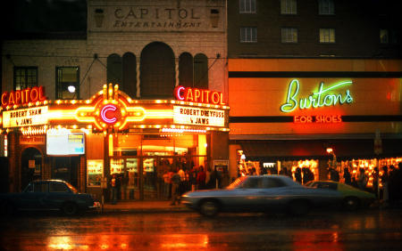 1975 Capitol Theatre 2nd Ave 100 Block South, Saskatoon, SK