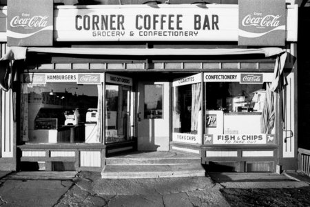 """Corner Coffee Bar"""