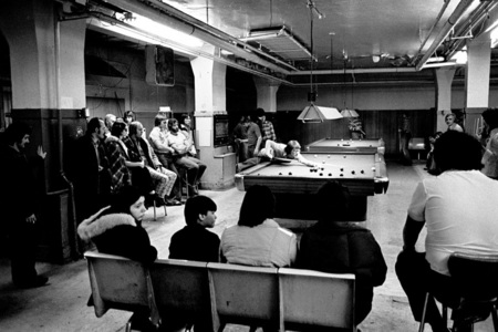 Owl Billiards 1976